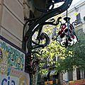 Barcelone -La Ribera, enseigne_5879