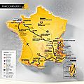 Avranches et le mont-saint-michel officiellement au programme du tour de france 2013