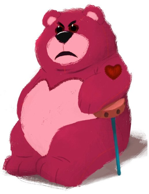 lotso_early_character_design_by_danielarriaga-d5xcg2m