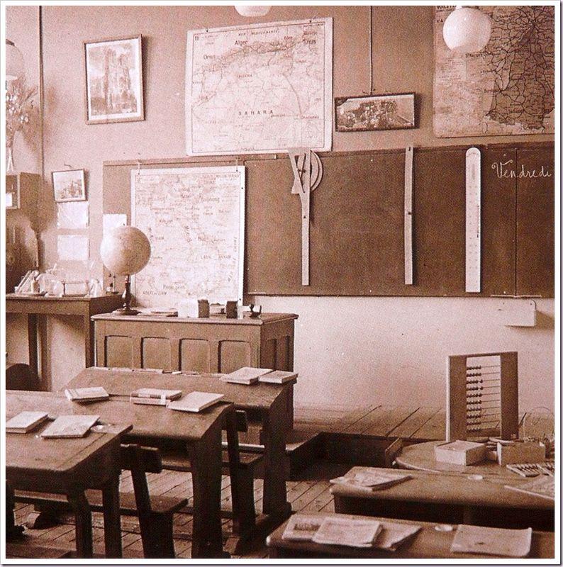 L'école d'antan (14)