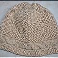 2 bonnets pour octobre rose #3
