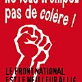 Le front national trompe la jeunesse !