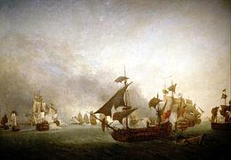 Bataille navale de la Grenade 1779