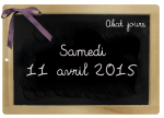 ardoise stages abat jours 2015 avril 11
