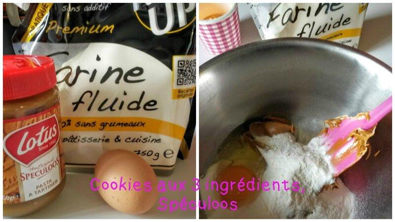 prépa cookies