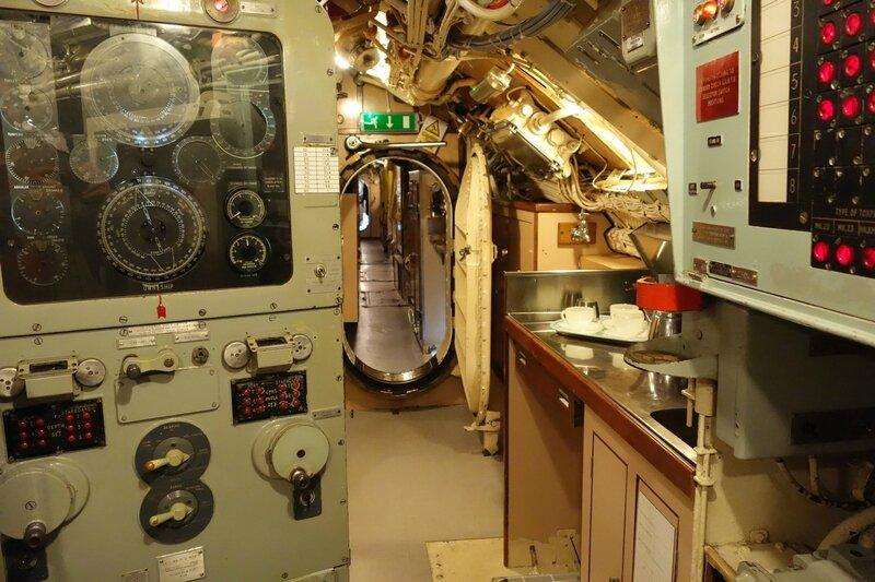 Royal Navy Submarine Museum_022