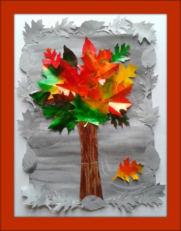 105_Arbres Automne_Feu d'automne sur ciel gris (1)-001