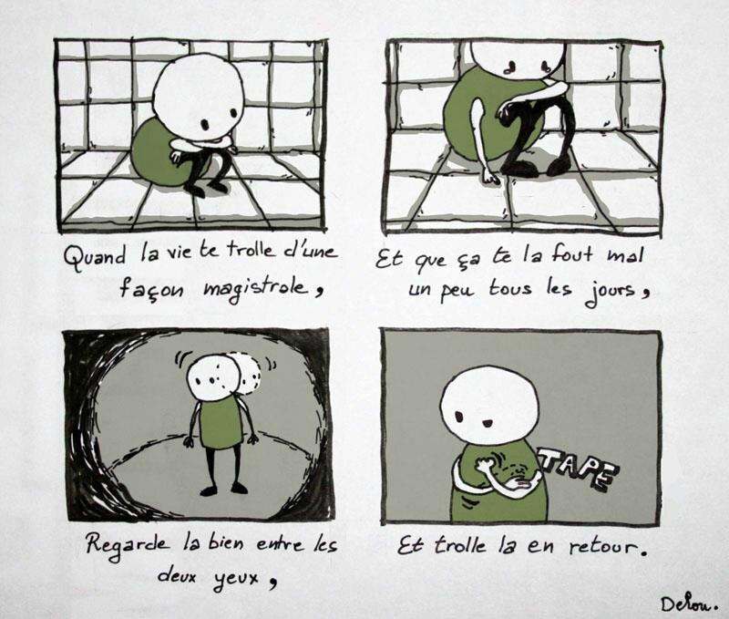 Delou_triste_vie