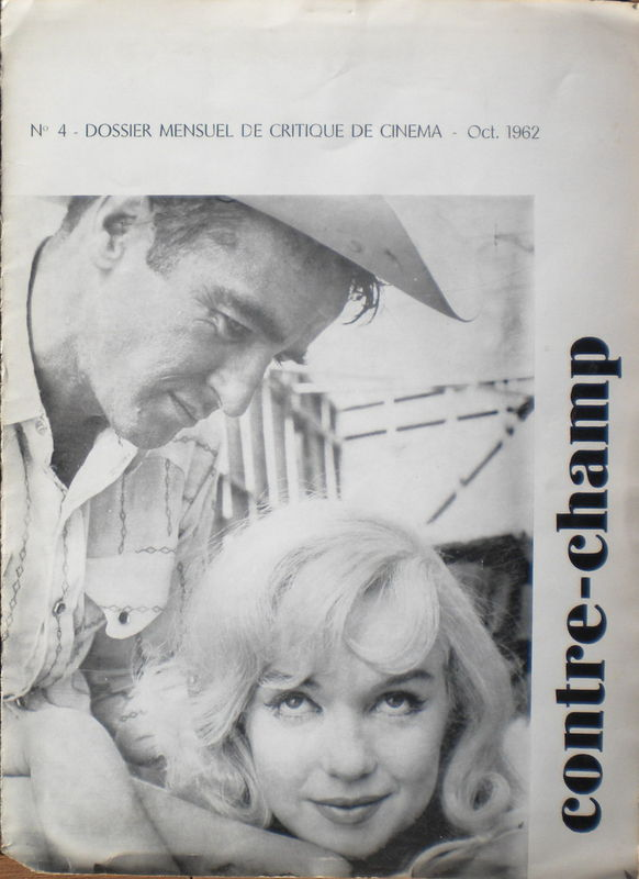 Contre-champ oct 1962
