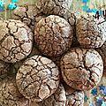 Crinkles chocolat 1
