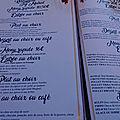 Le taj mahal, restaurant indien à versailles, 4*/6*