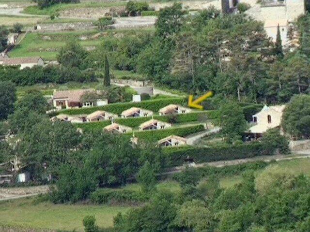 notre logis au camping du domaine des Chênes