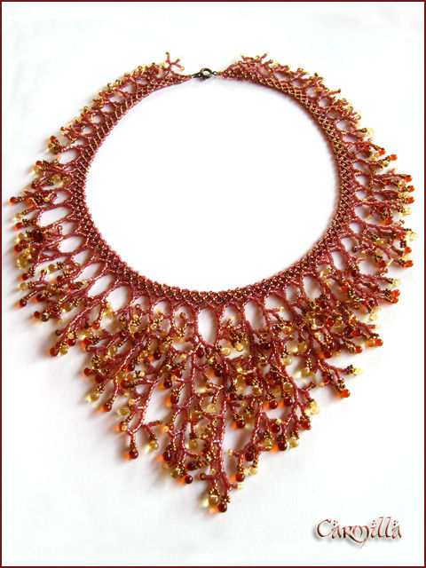 Collier Corail Couleur