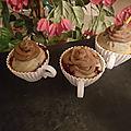 Glaçage nutella-mascarpone