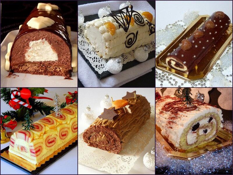 Sélection Bûches et Desserts Fêtes
