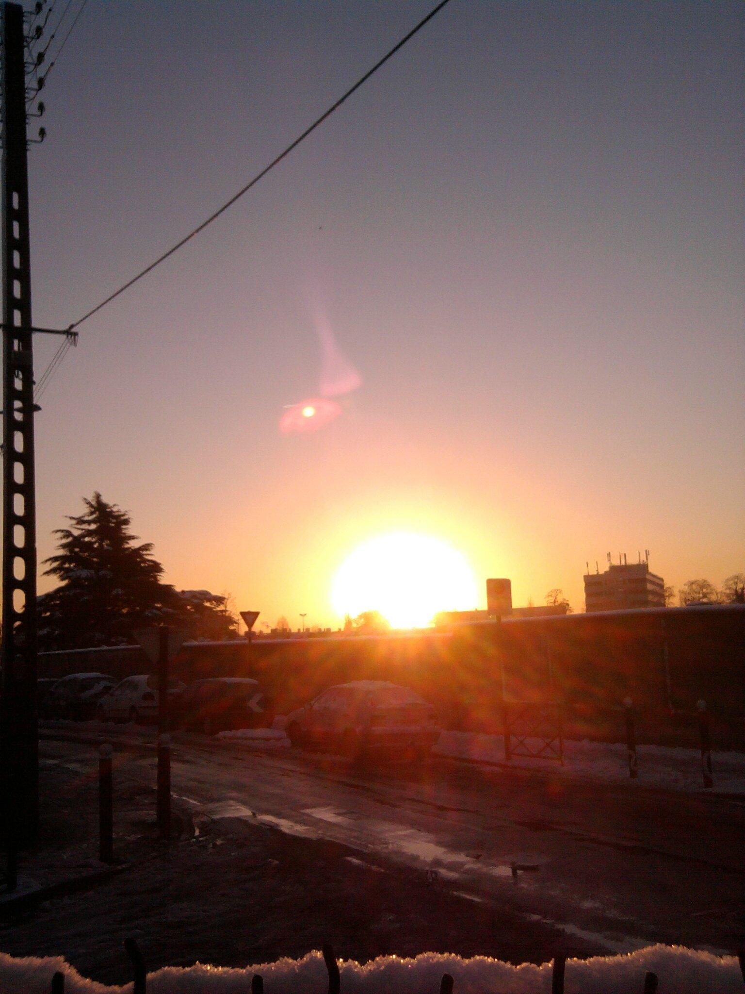 Phot perso... lever de soleil minouchapassion