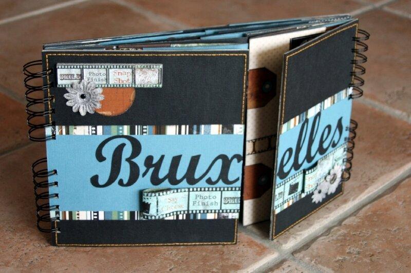 album Bruxelles du 19 au 22 mai 2010
