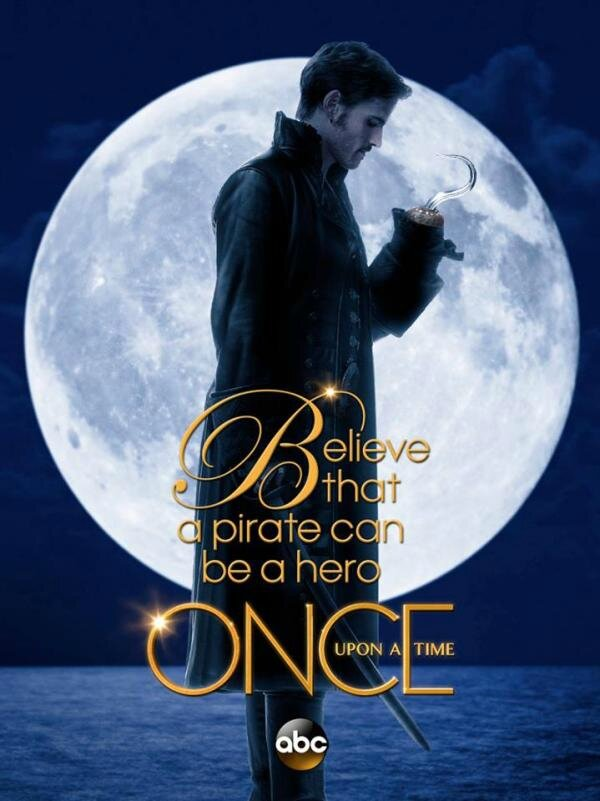 Hook Once Upon A Time Season 3
