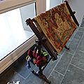 ♥ musée de la tapisserie à aubusson (2) ; le savoir faire ♥