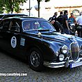 Jaguar 3.4 mk1 de 1957 (paul pietsch classic 2014)