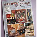 Simply vintage n° 1