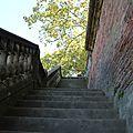 Escaliers du quai de la Daurade