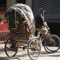 Un rickshaw