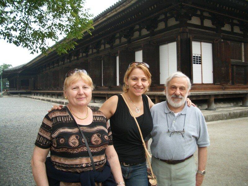 Au sanjusangendo - Kyoto