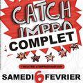 Catch-impro suisse-france à st paul complet !