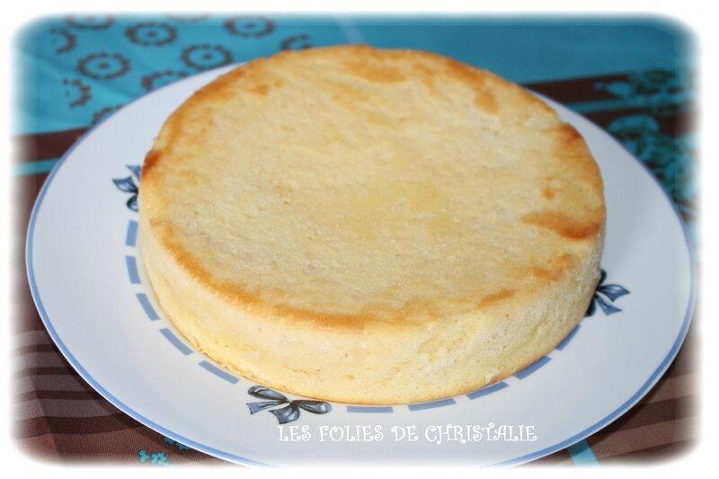 Gâteau magique citron 7
