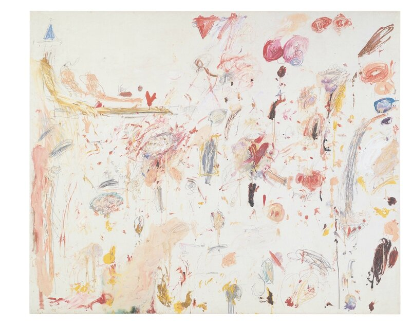 05 Twombly Untitled 1961 Roma