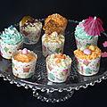Des cupcakes, des cupcakes encore des cupcakes
