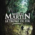 Le trône de fer, l'intégrale tome 3, george r.r. martin