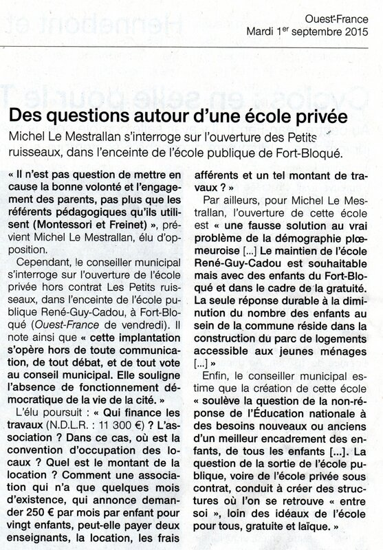 ECOLE PRIVEE OUEST004