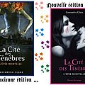 La saga the mortal instruments, t.2