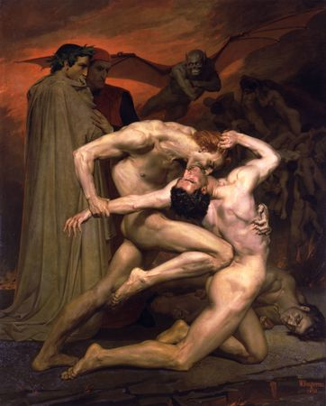 08_William-Adolphe_Bouguereau_Dante_And_Virgil_In_Hell