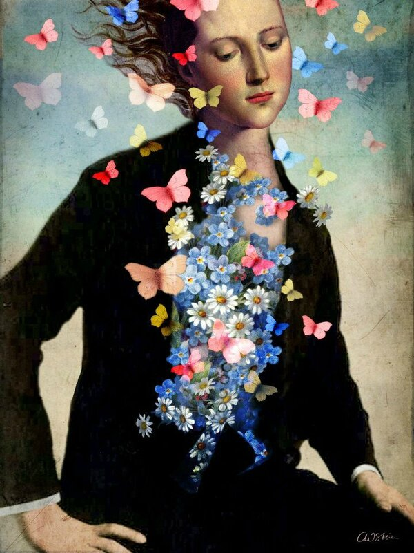 Catrin Welz-Stein - German Surrealist Graphic Designer - Tutt'Art@ (31)