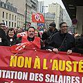 Le 22 mai , tous en grève contre : le salaire au mérite , la multiplication des contractuels et la disparution des chsct !