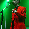The divine comedy à la salle pleyel (paris) le lundi 28 octobre