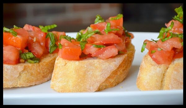 the cannabis chef bruschetta