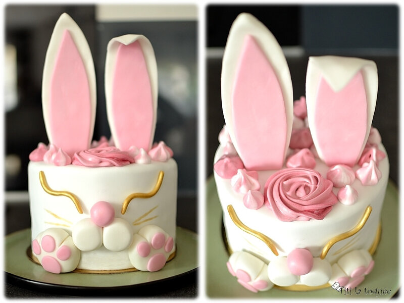 Layer cake lapin