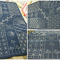 2020-02 - chemin de table Sashiko - AM