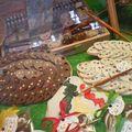 Pâtisserie Auzou Rouen -Palettes impressionnistes
