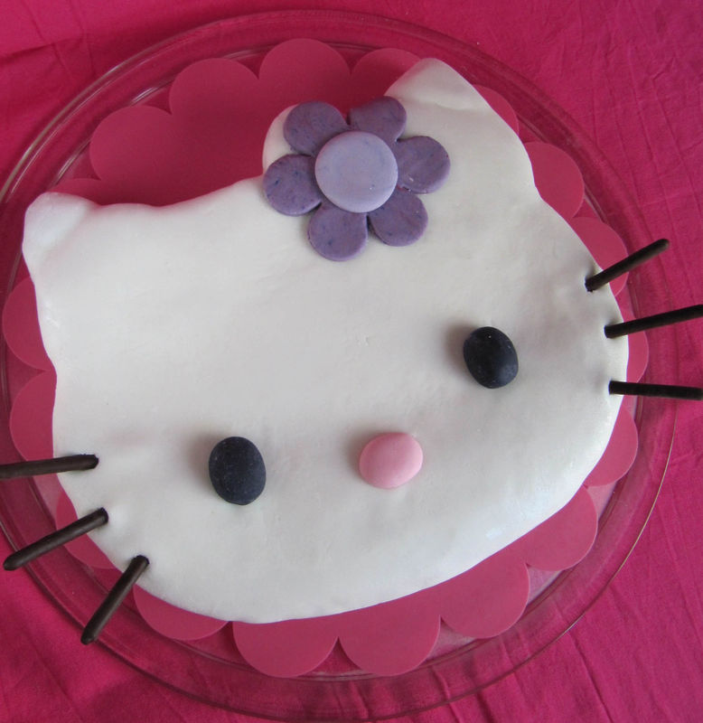 Gateau Anniversaire Hello Kitty Hello Kitty Birthday Cake Du
