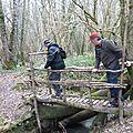 le petit pont de bois !