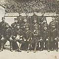 Versailles, 43e RAC 9e SMA, correspondance Capitaine Georges Henri Barbulée dit Bulot 10.1914