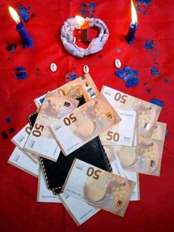 PORTE FEUILLE MAGIQUE EN EURO
