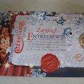Entreeticket winter efteling (2003/2004)