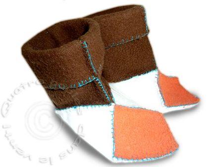 chaussons-marron-blanc-et-3