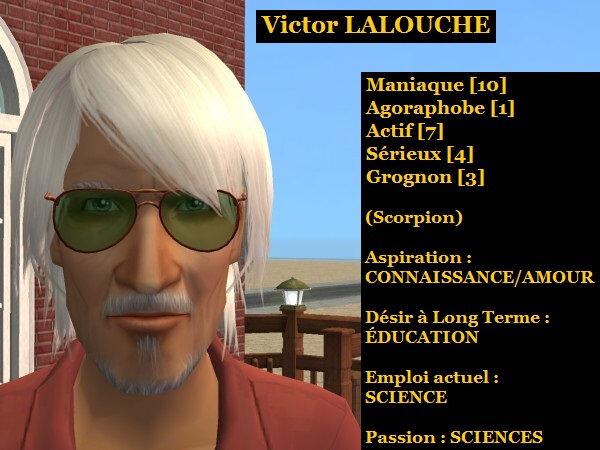 Victor LALOUCHE